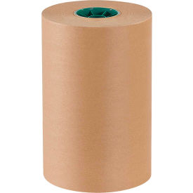 "Poly Coated Kraft Paper, 50# 12"" x 600', 1 Roll"