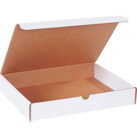 "Corrugated Literature Mailers 13"" x 10"" x 2"" 200#/ECT-32 White - Pkg Qty 50"
