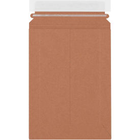 "Utility Flat Mailers 6"" x 9"" Kraft, 200 Pack"
