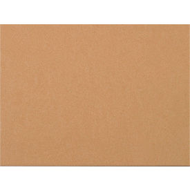 "Corrugated Layer Pads 8-7/8"" x 11-7/8"" 200#/ECT-32 Kraft, 100 Pack"
