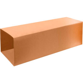 """14/"""" x 10/"""" x 12/"""" Cardboard Corrugated Boxes 65 lbs Capacity Lot of 200#//ECT-32"""