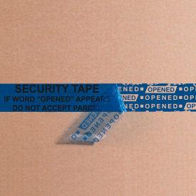 "Tape Logic® Secure Tape 2"" x 60 Yds. 2.5 Mil Blue 1 Pack"