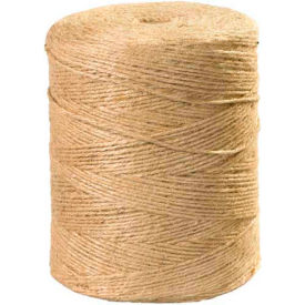 3-Ply Jute Twine, 84 lb. Tensile Strength, 5000' L by