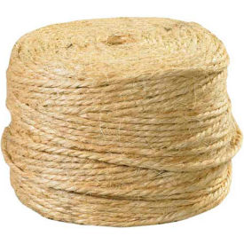 3-Ply Sisal Twine, 460 lb. Tensile Strength, 970' L by