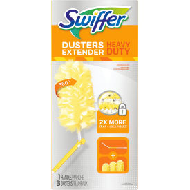 Swiffer® Duster Mop With Extendable Handle, 6 Kits/Case - PAG82074CT