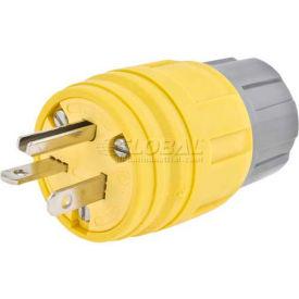 Bryant 14W07BRY Watertight Plug, CRWFT N-NEMA 15A/125V/10A/250V