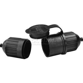 Bryant 5200BCB Weather Proof Connector Boot, Black