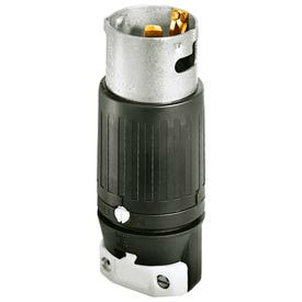 Bryant CS6365 Locking Device Plug, 125/250V, 50A