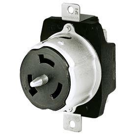 Bryant CS6369A Locking Device Receptacle,125/250V, 50A