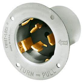Bryant CS6375A Locking Device Base, 125/250V, 50A