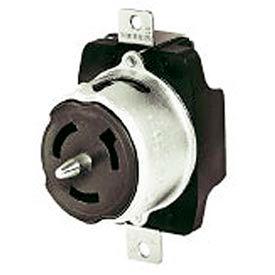 Bryant CS8469A Locking Device Receptacle, 480V, 50A