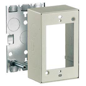 Bryant HBL57486IV 6 Gang Device Box, Ivory