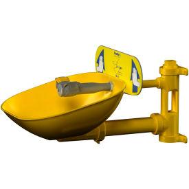 Bradley® Eyewash Station, Plastic Bowl - S19224EW