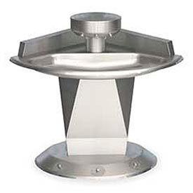 Bradley Wash Fountain, Corner, Off-line Vent, Series SN2013, 3 Person