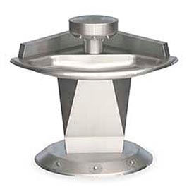 Bradley Wash Fountain, Corner, Raising Vent, Series SN2013, 3 Person