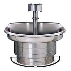 Bradley Wash Fountain, 36 In Wide, Series WF2703, 3 Person