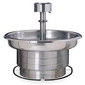 Bradley Wash Fountain, 54 In Wide, Series WF2708, 8 Person