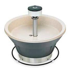 Bradley Wash Fountain, 36 In Wide, Circular, Series WF2805, 5 Person