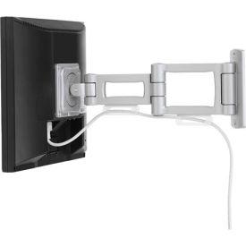 Bretford® Flat Panel Wall Mount - Single Monitor