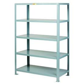 Little Giant®  Welded Steel Shelving, 5 Shelves, 18 x 32