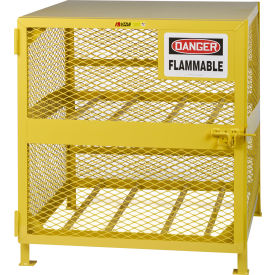 Little Giant®  Gas Cylinder Cabinet, Horizontal, 36 x 38 x 40