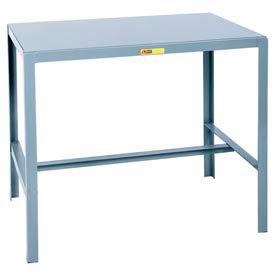 Little Giant®  Steel Top Machine Table, 24 x 48 x 18