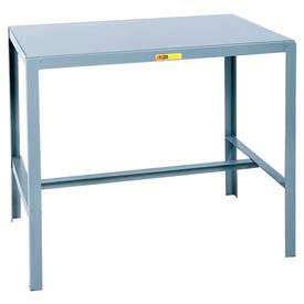 Little Giant®  Steel Top Machine Table, 24 x 48 x 42