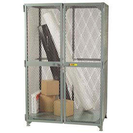 Little Giant®  All Welded Storage Locker, 30 x 72