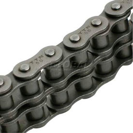 "Tritan Precision Ansi Double Roller Chain - 160-2r - 2"" Pitch - 10ft Box"