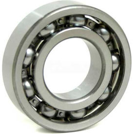 BL Deep Groove Ball Bearings (Metric) 6207, Open, Medium Duty, 35mm Bore, 72mm OD