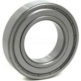 BL Deep Groove Ball Bearings (Metric) 6208-ZZ, 2 Metal Shields, Medium Duty, 40mm Bore, 80mm OD