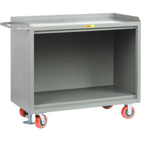 """Little Giant MB-2448-FL   48"""" W Mobile Bench Cabinets, Floor Lock"""