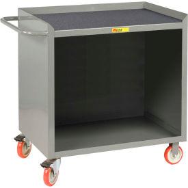 """Little Giant MCM-2436TL  36"""" W Mobile Bench Cabinet, Non-Slip Vinyl Mat"""