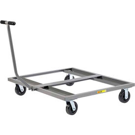 Little Giant® Pallet Dolly with T-Handle PDT-4848-6PH, 48 x 48