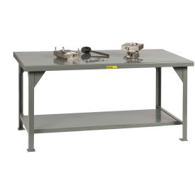 "Little Giant WW3072 Heavy-Duty Workbench, 30"" x 72"", 10,000 lbs. capacity"