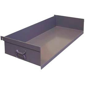 "Little Giant® 15"" Deep Tray AF-SHELF-15, Flush Front Edge"