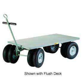 Little Giant® 8-Wheeler Wagon Truck CD-3672-16P-CR - Lip Edge - 36 x 72