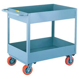 "Little Giant® Deep Shelf Truck DS2436X6-6PY, 6"" Deep, 24 x 36, 3600 Lb. Capacity"