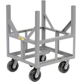 Little Giant® Ergo Bar Cradle Truck ERBST-2424-6PH, 24 x 24