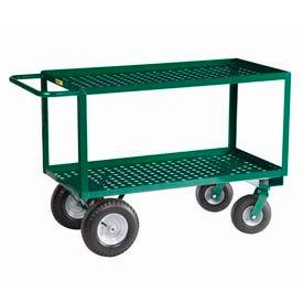 Little Giant® 2 Shelf Nursery Platform NP2-2436-G - 24 x 36