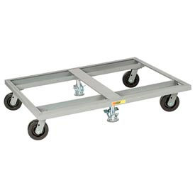 Little Giant® Pallet Dolly PD-4248-6PH-2FL - 42 x 48 - Double Floor Locks
