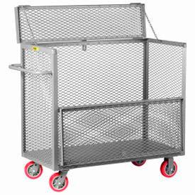 Little Giant® Security Box Truck SB-2448-6PY, 24 x 48