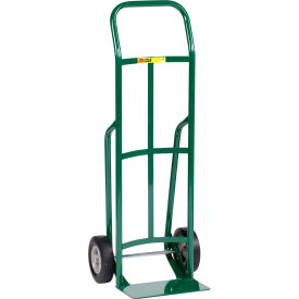Little Giant® Hand Truck T-132-8S - Continuous Handle - 8 x 2.50 Solid Rubber Tires