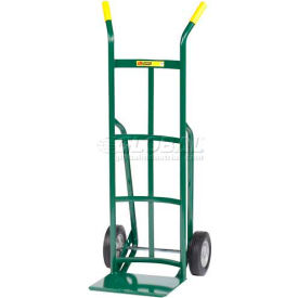Little Giant® Reinforced Nose Hand Truck T-220-8S - Dual Handle - 8 x 2.50 Rubber Tire