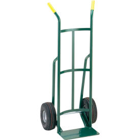 Little Giant® Hand Truck T-320-10 - Dual Handle - 10 x 2.75 Solid Rubber Tire