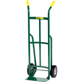 Little Giant® Hand Truck T-320-8S - Dual Handle - 8 x 2.50 Solid Rubber Tire