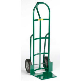 Little Giant® Shovel Nose Hand Truck T-364-10 - Loop Handle - 10 x 2.75 Rubber Tire