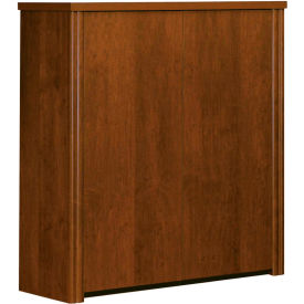 """Embassy 36"""" 2-Door Cabinet for Lateral File in Tuscany Brown"""