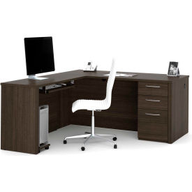 Desks Office Collections Bestar174 L Shaped Desk With
