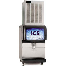Ice-O-Matic Ice Maker, Soft, Chewable Ice, Up to 464 Lbs. Production Per Day